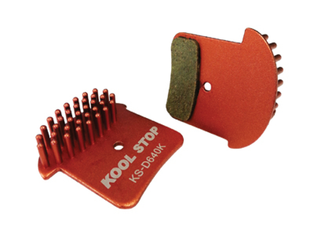 Kool-Stop DISC Bremsbeläge für Shimano Saint ZEE RED640